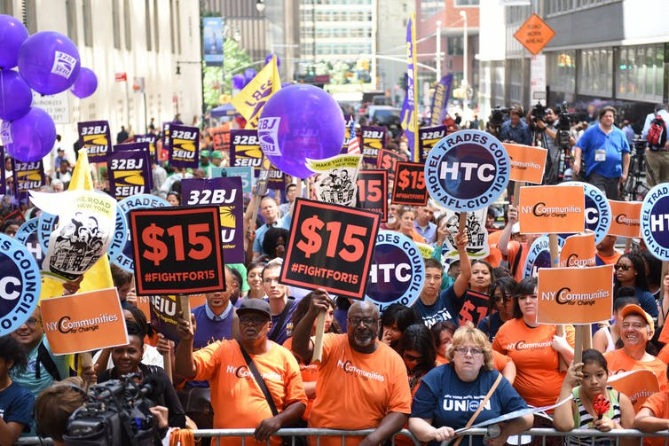 Why Raising The Minimum Wage Could Be A Win For Everyone
