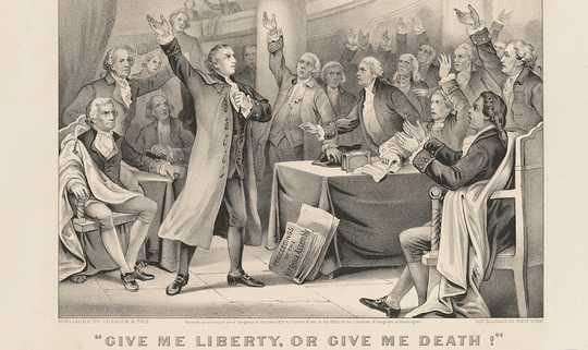 Patrick Henry's 'Give Me Liberty, or Give Me Death!' Speech - The Objective Standard
