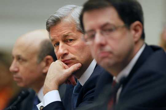 Why JPMorgan's CEO Is America's Biggest Corporate Socialist